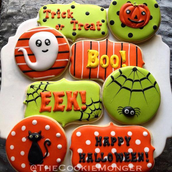 Fun Halloween Set - The Cookie Monger - 4