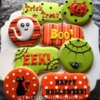 4 - Fun Halloween Set: By The Cookie Monger