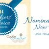 Announcing the 2014 Cookiers' Choice Awards