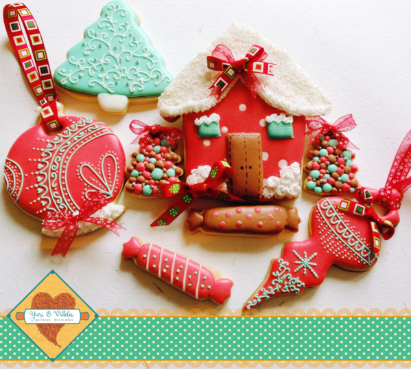 Christmas Cookie - Yuri O Vilella - Christmas