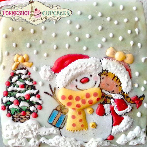 Christmas Hug - Poemeshop - 4