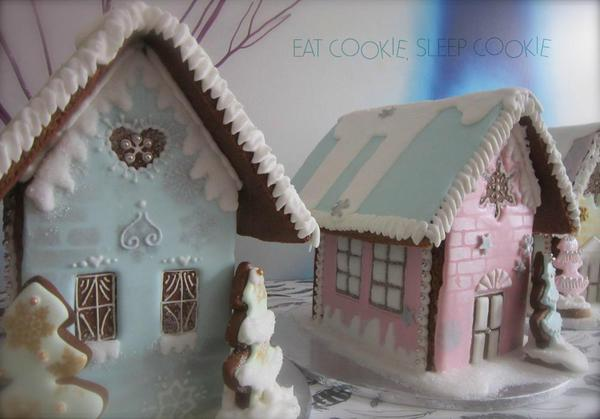 Sugar Pum Houses - Anjum at Eat Cookie Sleep Cookie - 5