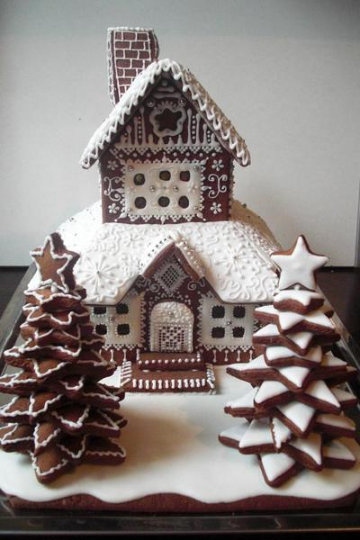 Gingerbread Tower - RymskayaTatyana - 9