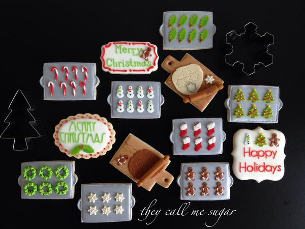 Christmas Cookies for Cookiers - Susan Henna - 10