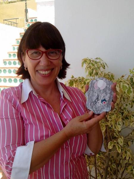 Lorena Marin-Au Claire de la Lune