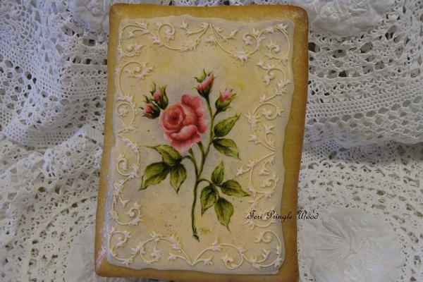 Keepsake Collection Rose - Teri Pringle Wood - 3