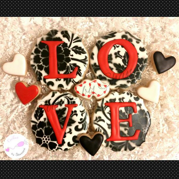 L-O-V-E - Cookies by Shannon - 6