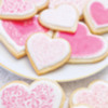 New Valentine Wafer Paper from Fancy Flours: Courtesy of Fancy Flours