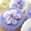 Flower Cookies: Cookies and Photo by My Sweet Things