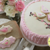 Baby Bird Cake and Cookies: Sweets and Photo by My Sweet Things