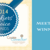 Saturday Spotlight: The Winners of the 2014 Cookiers' Choice Awards