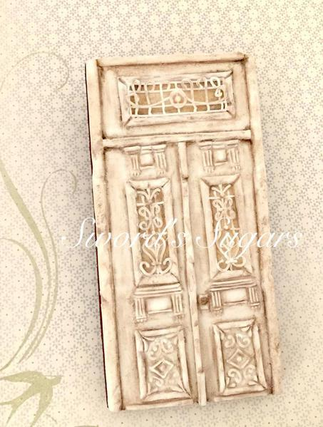 Vintage Decorative Door