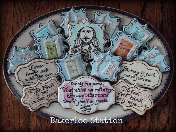 Shakespeare Platter - Bakerloo Station