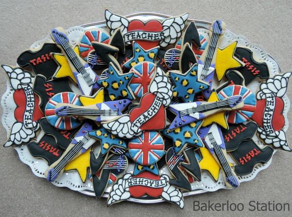 Teachers Rock - Bakerloo Station