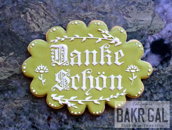 Danke Schon by Bakrgal