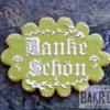 Danke Schön: Cookie and Photo by BAKRGAL
