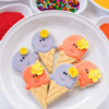 Simple Ice Cream Cone Cookies: Cookies and Photos by Lisa Snyder