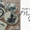Top 10 Mothers' Day Cookies Banner: Cookies and photo by HENS1; banner by Julia M Usher
