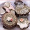 #2 - Taupe Cookies: By Evelindecora