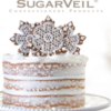 SugarVeil Winter Cake: Photo Courtesy of SugarVeil