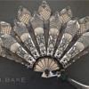 A Folding Fan with Lace: By RH. BAKE