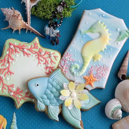 #1 - Sea Cookies by La Cachette