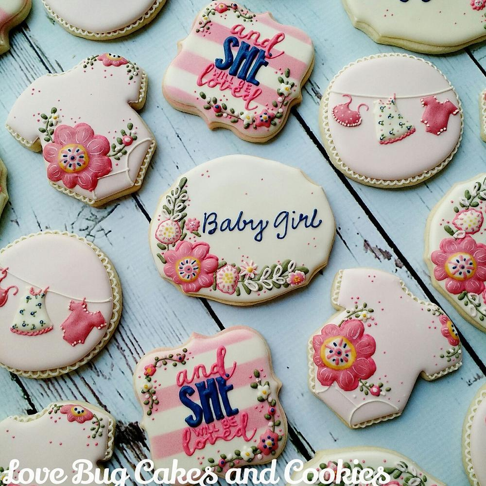 100 best Baby Shower Decorated Cookies images on Pinterest ...  |Best Baby Shower Cookies