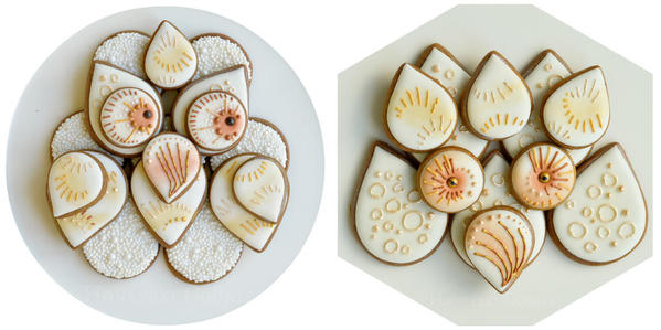 Owl Cookie Compositions