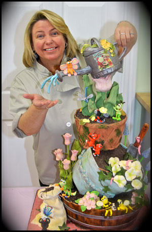 Susan Carberry Cake Cottage