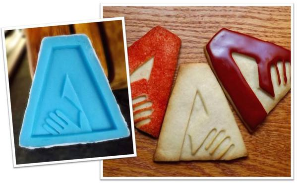 ALS Custom Cookie Mold