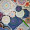 Crochet Cookies: Cookies and Photo by Liesbet Schietecatte