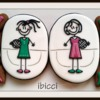 Netball Stick Figures: By Kat Rutledge - Ibicci