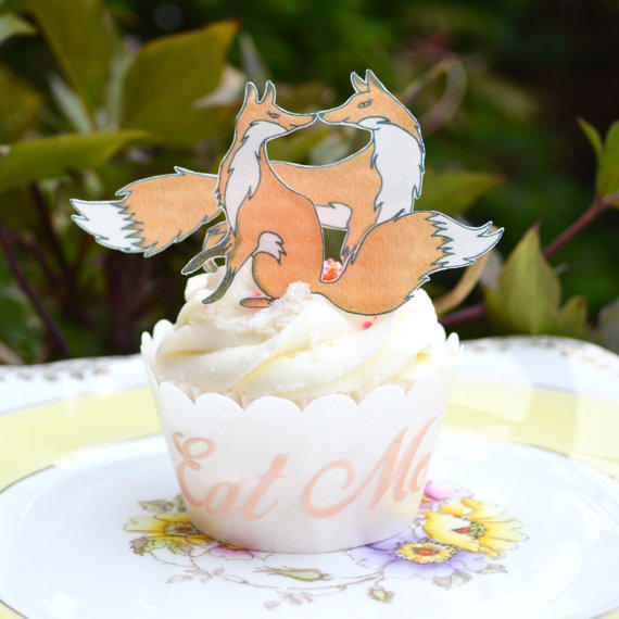 Wickstead's Eat Me Edible Foxes