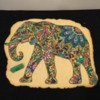 Elephant Entry at the CookieCon Sugar Show: Photo by Jen Wagman; Cookie by Anonymous Cookier