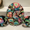 Birds on Black: Cookies by Nadia/My Little Bakery, Display Only; Photo by Barb Florin