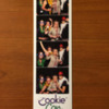 Photo Booth Fun with Cookie Friends!: Photo by Barb Florin