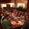 Dinner with Cookie Friends: Photo by Barb Florin