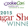 CookieCon 2015 Winners Banner: Graphic Design by Mike and Karen Summers