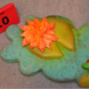 Random Drawing - Mystery Shape: Cookie by Penny Knapik; Photo by Mike and Karen Summers
