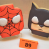 Random Drawing - Super Heroes and Comic Books: Cookies by Madri Mahtani; Photo by Mike and Karen Summers