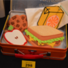 Back to School - Third Place: Cookies by Karine Lemonnier; Photo by Mike and Karen Summers