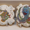 Wildlife - Fist Place: Cookies by Teri Lewis; Photo by Mike and Karen Summers
