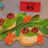 Mystery Shape - Third Choice: Cookie by Amy Thornton; Photo by Mike and Karen Summers