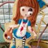#4 - Halloween Zombie Girl: By Ester y sus galletas