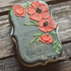 #3 - Brushed Poppies: By Sweet Smiles