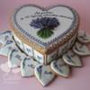 #6 - Gingerbread Box with Lavender: By Bocsi Csilla
