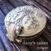 Halloween Pocket Watch - Finished!: Cookie and Photo by Dany Lind of Dany's Cakes