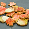 Autumn Leaves, Where We're Headed!: Cookies and Photo by Honeycat Cookies