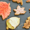 Autumn Leaves, Finished!: Cookies and Photo by Honeycat Cookies