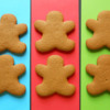 Baked Gingerbread Using Different Fats - A Comparison: Cookies and Photo by Liesbet Schietecatte